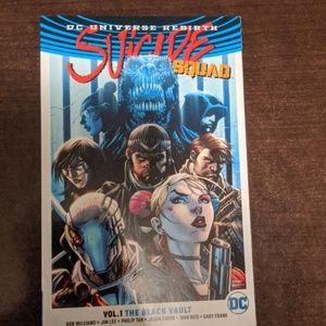Suicide Squad/vol 1 DC Comics